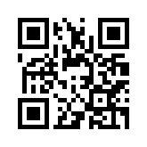 「クラパお知らせ便」配信解除用メールアドレスQRコード