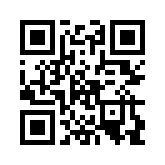 「クラパお知らせ便」配信登録用メールアドレスQRコード